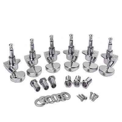 GC203O 3L3R Guitar Tuning Keys Pegs Machine Head Part SetGuitar Parts<br>GC203O 3L3R Guitar Tuning Keys Pegs Machine Head Part Set<br><br>Package Contents: 6 x Tuning Peg, 1 x Set of Accessories<br>Package size: 15.00 x 10.00 x 4.80 cm / 5.91 x 3.94 x 1.89 inches<br>Package weight: 0.2600 kg
