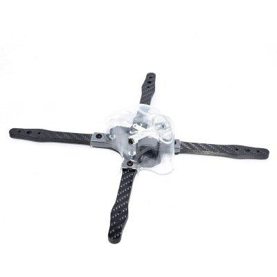 INNOV RC IN - X205 Frame Kit for Professional Racing DroneRacing Frame<br>INNOV RC IN - X205 Frame Kit for Professional Racing Drone<br><br>Package Contents: 1 x Frame Kit<br>Package size (L x W x H): 18.00 x 18.00 x 7.00 cm / 7.09 x 7.09 x 2.76 inches<br>Package weight: 0.0750 kg<br>Product size (L x W x H): 17.50 x 17.50 x 6.50 cm / 6.89 x 6.89 x 2.56 inches<br>Type: Frame Kit