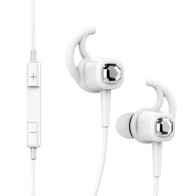 Superlux HD387i In-ear Headphone with Remote and Mic