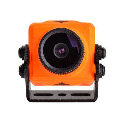 RunCam Swift Mini 2 600TVL 2.3mm CCD FPV CameraCamera<br>RunCam Swift Mini 2 600TVL 2.3mm CCD FPV Camera<br><br>Brand: RunCam<br>FPV Equipments: FPV Mini Camera<br>Functions: Video<br>Package Contents: 1 x Camera, 1 x Aluminum Bracket, 1 x ABS Bracket, 1 x Set of Screws, 1 x 6pin FPV Silicone Cable, 1 x OSD Key-press Board, 1 x 3pin FPV Silicone Cable, 1 x English Manual<br>Package size (L x W x H): 8.00 x 5.00 x 6.00 cm / 3.15 x 1.97 x 2.36 inches<br>Package weight: 0.0400 kg<br>Product size (L x W x H): 2.23 x 2.20 x 2.60 cm / 0.88 x 0.87 x 1.02 inches<br>Product weight: 0.0120 kg