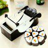 Creative Sushi Maker Machine DIY Vegetables Meat Roller - COLORMIX