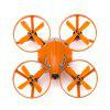 dys SHARK MAKO Brushless Micro RC Racing Drone - BRIGHT ORANGE
