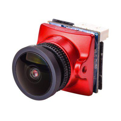 RunCam Micro Eagle Camera PAL / NTSC Switchable 800TVLCamera<br>RunCam Micro Eagle Camera PAL / NTSC Switchable 800TVL<br><br>Brand: RunCam<br>FPV Equipments: Camera<br>Functions: Video<br>Package Contents: 1 x Camera, 1 x Aluminum Bracket, 1 x Set of Screws, 1 x OSD Key-press Board + Cable, 1 x 3-pin Cable, 1 x English Manual<br>Package size (L x W x H): 8.00 x 5.00 x 6.00 cm / 3.15 x 1.97 x 2.36 inches<br>Package weight: 0.0380 kg<br>Product size (L x W x H): 1.90 x 1.90 x 2.20 cm / 0.75 x 0.75 x 0.87 inches<br>Product weight: 0.0085 kg<br>Sensor: CMOS