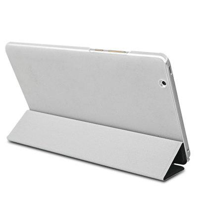 gocomma PU + PC Tri-fold Stand Protective Case for Teclast T8Tablet Accessories<br>gocomma PU + PC Tri-fold Stand Protective Case for Teclast T8<br><br>Accessory type: Tablet Protective Case<br>Brand: Gocomma<br>Compatible models: For Teclast<br>Material: PU + PC<br>Package Contents: 1 x Tablet Cover Case<br>Package size (L x W x H): 23.00 x 14.00 x 2.00 cm / 9.06 x 5.51 x 0.79 inches<br>Package weight: 0.1300 kg<br>Product size (L x W x H): 22.50 x 13.50 x 1.50 cm / 8.86 x 5.31 x 0.59 inches<br>Product weight: 0.1200 kg