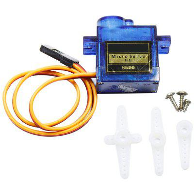 SG90 Micro Steering Gear Servo with Accessories for RC Helicopter Plane Car Boat