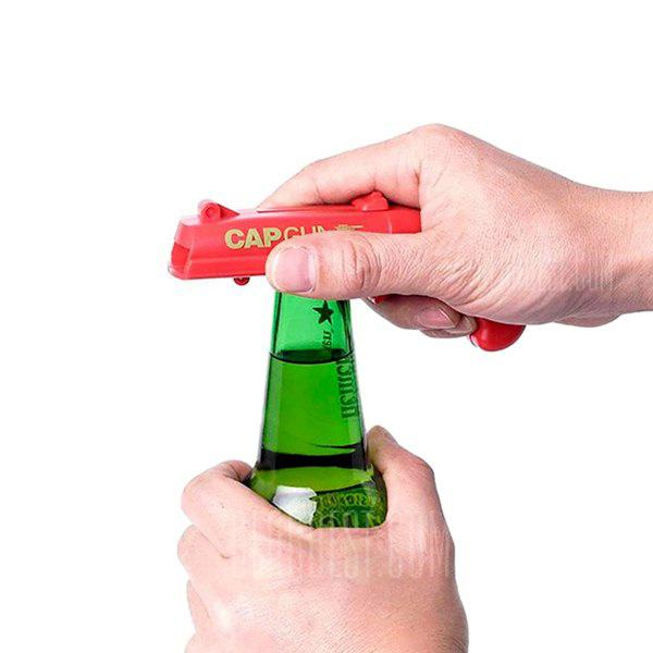 Portable Pistol Style Creative Bottle Opener 1PC