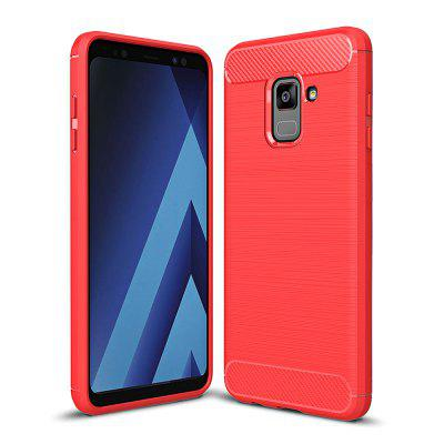 Naxtop Back Case voor Samsung Galaxy A8 2018