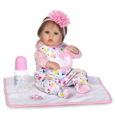 Emulate Reborn Baby Doll Stuffed Children Gift Toy