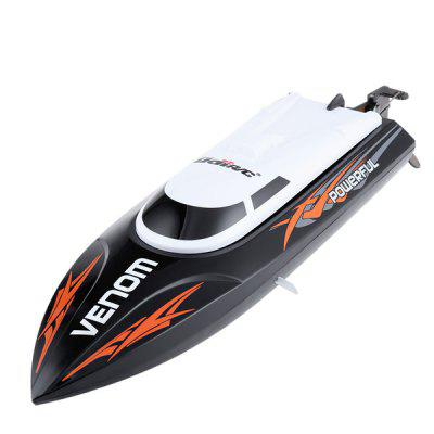 UDI 001 Tempo Power Venom 2.4G RC Boat - RTR -  BLACK