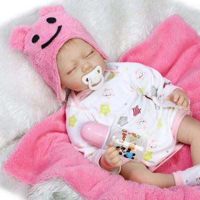 Emulate Reborn Baby Doll Stuffed Toy Gift Ornament Prop
