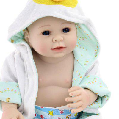 Emulate Reborn Baby Doll Toy Gift Nurse Training PropStuffed Cartoon Toys<br>Emulate Reborn Baby Doll Toy Gift Nurse Training Prop<br><br>Features: Sleep Helping, Stuffed and Plush<br>Materials: Cloth<br>Package Contents: 1 x Doll Toy<br>Package size: 25.50 x 15.50 x 48.00 cm / 10.04 x 6.1 x 18.9 inches<br>Package weight: 1.7000 kg<br>Product size: 50.00 x 24.00 x 15.00 cm / 19.69 x 9.45 x 5.91 inches<br>Product weight: 1.4000 kg<br>Series: Reborn Doll<br>Theme: Baby Doll