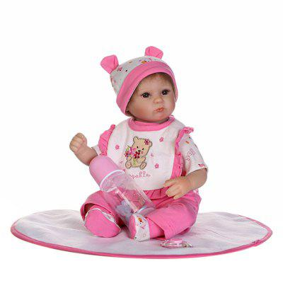 NPK Emulate Reborn Baby Doll Toy Baby Care Prop