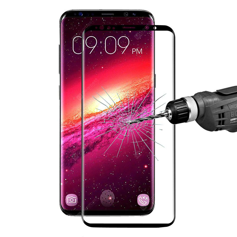 Hat - Prince Full Tempered Glass for Samsung Galaxy S9