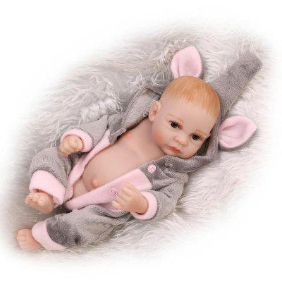 NPK Emulate Reborn Baby Doll Bathing ToyStuffed Cartoon Toys<br>NPK Emulate Reborn Baby Doll Bathing Toy<br><br>Features: Sleep Helping, Soft, Stuffed and Plush<br>Materials: Cloth, Silica Gel<br>Package Contents: 1 x Baby Doll<br>Package size: 28.00 x 15.00 x 10.50 cm / 11.02 x 5.91 x 4.13 inches<br>Package weight: 0.6000 kg<br>Product size: 28.00 x 12.00 x 5.00 cm / 11.02 x 4.72 x 1.97 inches<br>Product weight: 0.4000 kg<br>Series: Reborn Doll<br>Theme: Baby Doll