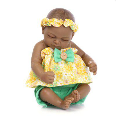 Mini Emulate Reborn Baby Doll Girl Toy Gift