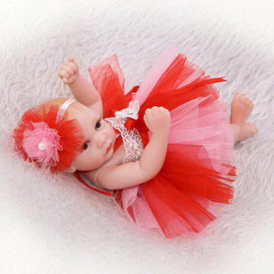 Soft Silicone Reborn Baby Doll Toy for Christmas GiftStuffed Cartoon Toys<br>Soft Silicone Reborn Baby Doll Toy for Christmas Gift<br><br>Features: Sleep Helping, Soft<br>Materials: Silica Gel<br>Package Contents: 1 x Doll Toy<br>Package size: 30.00 x 15.00 x 10.50 cm / 11.81 x 5.91 x 4.13 inches<br>Package weight: 0.6000 kg<br>Product size: 28.00 x 12.00 x 5.00 cm / 11.02 x 4.72 x 1.97 inches<br>Product weight: 0.4000 kg<br>Series: Reborn Doll<br>Theme: Baby Doll