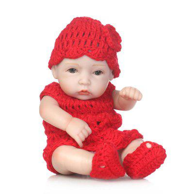 Lovely Soft Silicone Reborn Baby Doll Toy