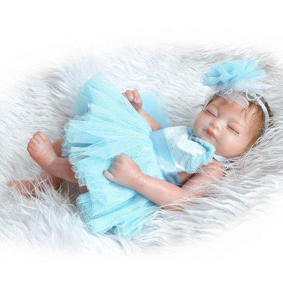 Mini Emulate Reborn Baby Cute Doll Stuffed Kids ToyStuffed Cartoon Toys<br>Mini Emulate Reborn Baby Cute Doll Stuffed Kids Toy<br><br>Features: Sleep Helping, Soft, Stuffed and Plush<br>Materials: Cloth, Silica Gel<br>Package Contents: 1 x Baby Doll<br>Package size: 28.00 x 15.00 x 10.50 cm / 11.02 x 5.91 x 4.13 inches<br>Package weight: 0.6000 kg<br>Product size: 28.00 x 12.00 x 5.00 cm / 11.02 x 4.72 x 1.97 inches<br>Product weight: 0.4000 kg<br>Series: Reborn Doll<br>Theme: Baby Doll