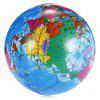6.3cm Globe Jumbo Squishy Toy - COLORMIX