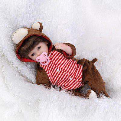 NPK Dummy Baby Monkey Style Doll Toy