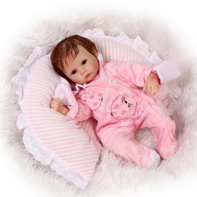 Soft Sleeping Baby Doll Toy