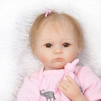 Simulation Reborn Premie Baby Toy GiftStuffed Cartoon Toys<br>Simulation Reborn Premie Baby Toy Gift<br><br>Features: Sleep Helping, Soft<br>Materials: Silica Gel<br>Package Contents: 1 x Doll Toy, 1 x Bottle, 1 x Nipple<br>Package size: 21.50 x 14.50 x 41.50 cm / 8.46 x 5.71 x 16.34 inches<br>Package weight: 1.5000 kg<br>Product size: 40.00 x 24.00 x 12.00 cm / 15.75 x 9.45 x 4.72 inches<br>Product weight: 1.2000 kg<br>Series: Reborn Doll<br>Theme: Baby Doll