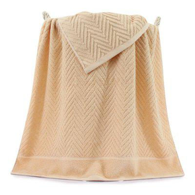 Soft Pure Raw Cotton Super Absorption Bath Towel