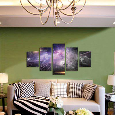 God Painting Canvas Modern Art Nebula Print 5pcsPrints<br>God Painting Canvas Modern Art Nebula Print 5pcs<br><br>Brand: God Painting<br>Craft: Print<br>Form: Five Panels<br>Material: Canvas<br>Package Contents: 5 x Print<br>Package size (L x W x H): 42.00 x 6.00 x 6.00 cm / 16.54 x 2.36 x 2.36 inches<br>Package weight: 0.4000 kg<br>Painting: Without Inner Frame<br>Product size (L x W x H): 150.00 x 80.00 x 0.10 cm / 59.06 x 31.5 x 0.04 inches<br>Product weight: 0.3600 kg<br>Shape: Vertical<br>Style: Others<br>Subjects: Still Life<br>Suitable Space: Cafes,Dining Room,Office,Pathway