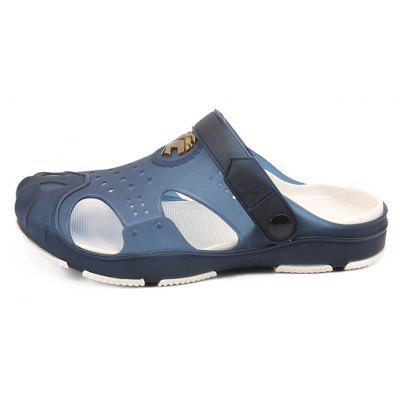 Casual Soft Hollow-out Beach SlippersMens Slippers<br>Casual Soft Hollow-out Beach Slippers<br><br>Contents: 1 x Pair of Slippers<br>Materials: PU<br>Occasion: Casual<br>Package Size ( L x W x H ): 30.00 x 18.00 x 8.00 cm / 11.81 x 7.09 x 3.15 inches<br>Package weight: 0.4500 kg<br>Product weight: 0.4000 kg<br>Seasons: Summer<br>Style: Comfortable<br>Type: Slippers