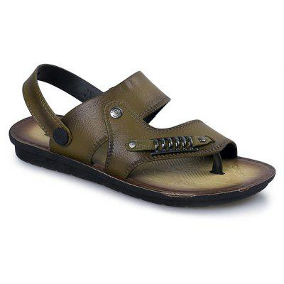 Stylish Adjustable Beach Leather Sandals