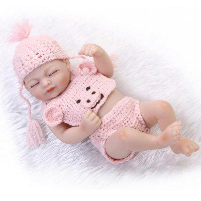 Emulate Reborn Baby Stuffed Doll Gift Toy Nurse Training Prop