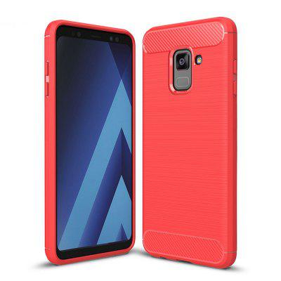 Naxtop Back Case voor Samsung Galaxy A8 Plus 2018