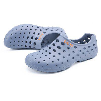 Men Stylish Breathable Beach Hollow SandalsMens Sandals<br>Men Stylish Breathable Beach Hollow Sandals<br><br>Closure Type: Slip-On<br>Contents: 1 x Pair of Beach Sandals<br>Decoration: Hollow Out<br>Function: Slip Resistant<br>Materials: PU<br>Occasion: Beach, Casual, Daily<br>Outsole Material: PU<br>Package Size ( L x W x H ): 30.00 x 18.00 x 8.00 cm / 11.81 x 7.09 x 3.15 inches<br>Package weight: 0.4200 kg<br>Pattern Type: Solid<br>Product weight: 0.4000 kg<br>Seasons: Summer<br>Style: Leisure, Fashion, Comfortable<br>Toe Shape: Round Toe<br>Type: Sandals<br>Upper Material: PU