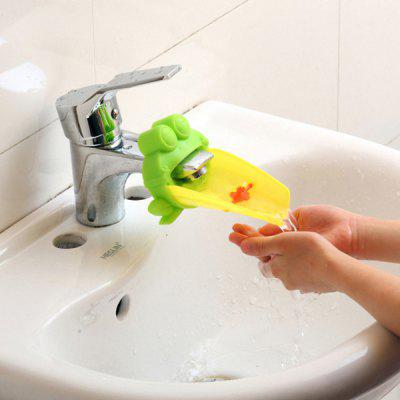 Buy Frog Style Toddler Animal Spout Faucet Extender, GREEN, Baby & Kids, Baby Care for $7.01 in GearBest store