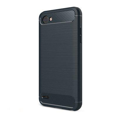 Naxtop Protective Phone Back Case for LG Q6Cases &amp; Leather<br>Naxtop Protective Phone Back Case for LG Q6<br><br>Brand: Naxtop<br>Features: Anti-knock, Back Cover, Dirt-resistant<br>Material: Carbon Fiber, TPU<br>Package Contents: 1 x Case<br>Package size (L x W x H): 17.00 x 10.00 x 2.00 cm / 6.69 x 3.94 x 0.79 inches<br>Package weight: 0.0350 kg<br>Product Size(L x W x H): 14.35 x 7.00 x 0.90 cm / 5.65 x 2.76 x 0.35 inches<br>Product weight: 0.0220 kg<br>Style: Modern