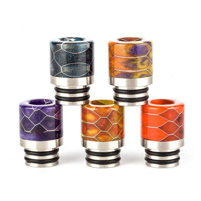 VAPORAM Honeycomb Design 510 Drip Tip 1pc
