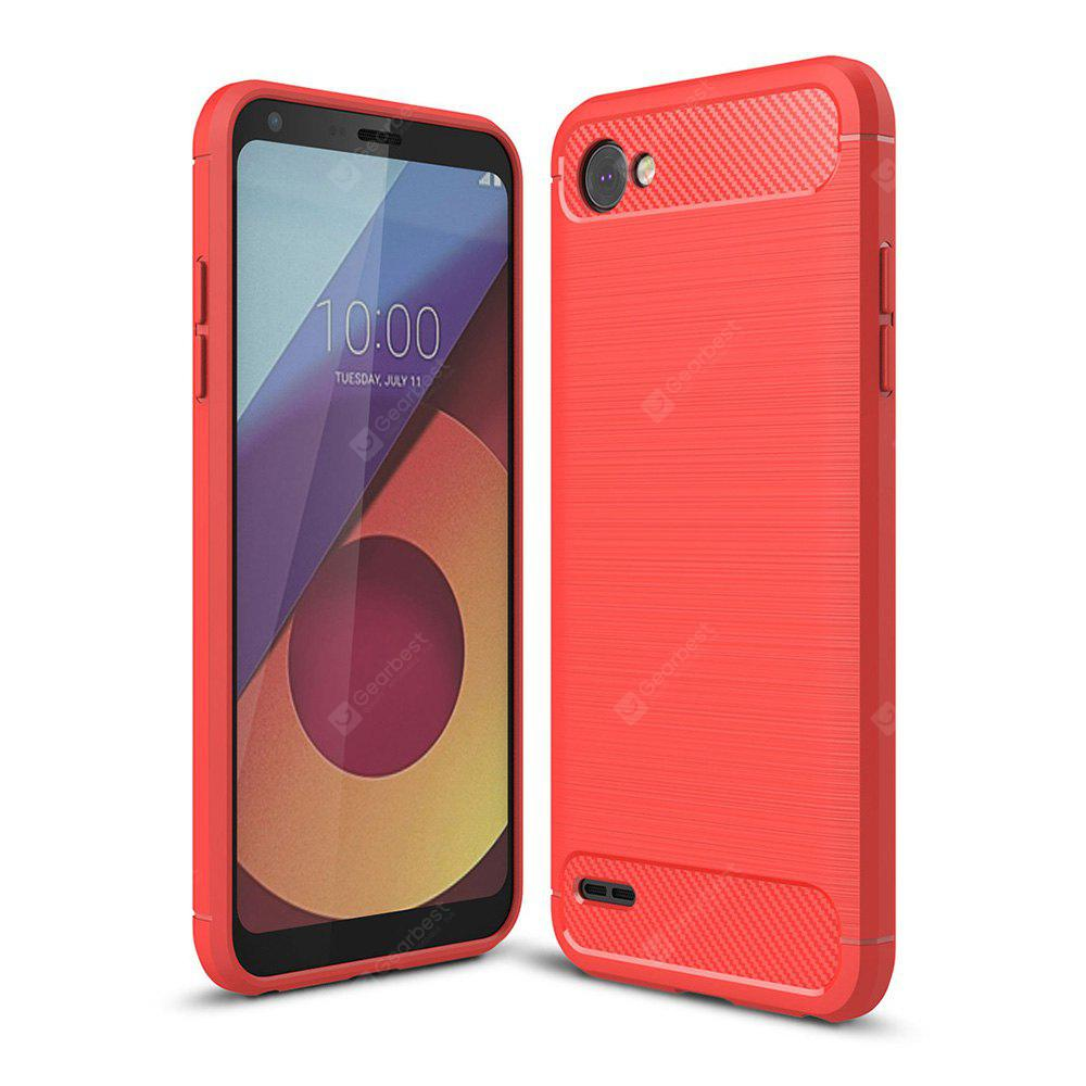 Naxtop Protective Phone Back Case for LG Q6