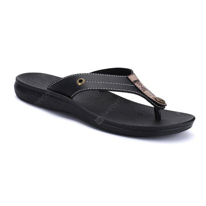 Fashion Leisure Skid-proof Flip Flops