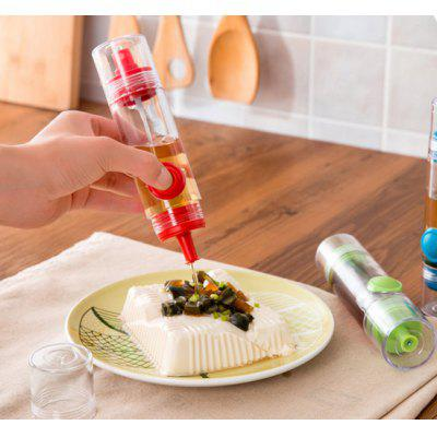 Creative Spraying Pouring Bottle for Oil Vinegar Sauce