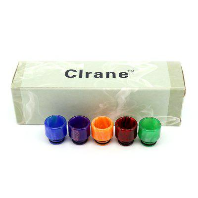 Clrane 510 Mini Funnel Design Drip Tip 5pcs