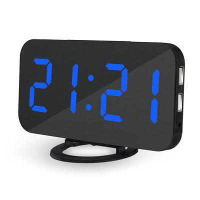 Creative LED Digital Alarm Table Clock