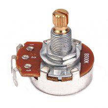 Audio Pots Potentiometer Replacement for Guitar Long Shaft