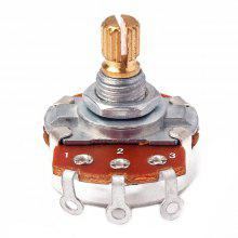 PG314 Audio Pots Potentiometer Replacement for Guitar Short Shaft