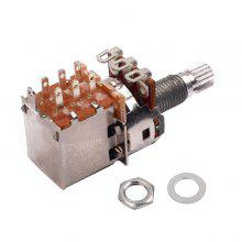 PG315 Potentiometer A1M Linear Taper Rotary for Guitar