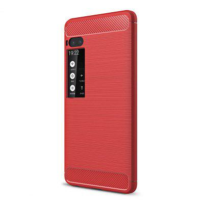 Naxtop Protective Phone Back Case for Meizu Pro 7Cases &amp; Leather<br>Naxtop Protective Phone Back Case for Meizu Pro 7<br><br>Brand: Naxtop<br>Features: Anti-knock, Back Cover, Dirt-resistant<br>Mainly Compatible with: MEIZU<br>Material: TPU, Carbon Fiber<br>Package Contents: 1 x Case<br>Package size (L x W x H): 17.00 x 10.00 x 2.00 cm / 6.69 x 3.94 x 0.79 inches<br>Package weight: 0.0330 kg<br>Product Size(L x W x H): 14.90 x 7.20 x 0.80 cm / 5.87 x 2.83 x 0.31 inches<br>Product weight: 0.0230 kg<br>Style: Modern