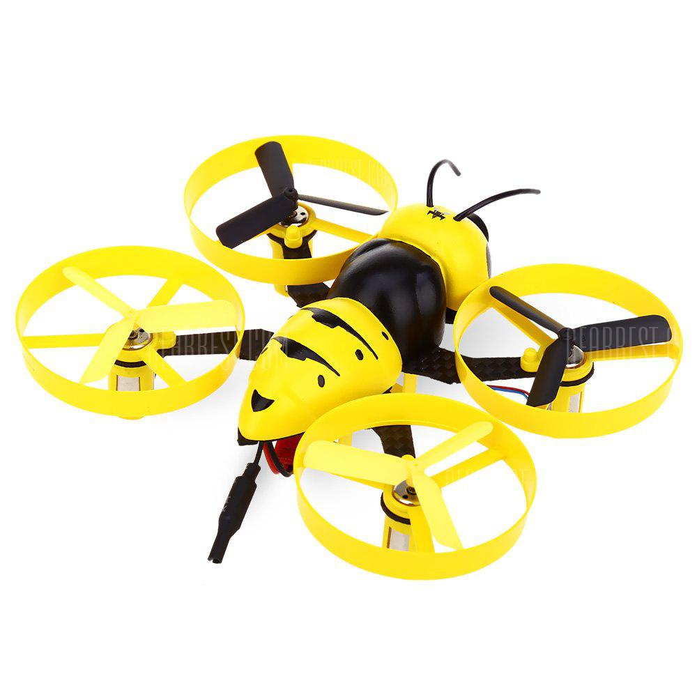 F90 90mm Wasp Mini FPV Racing Drone - BNF