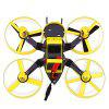 F90 90mm Wasp Mini FPV Racing Drone - BNF - YELLOW