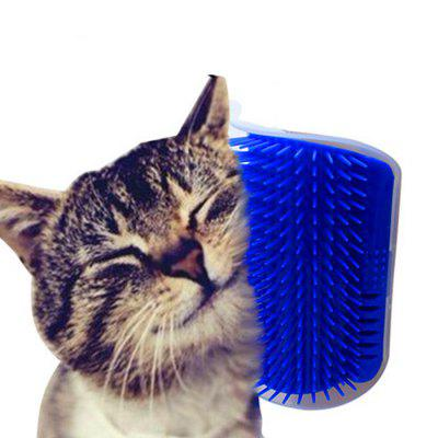 Cat Self Groomer with Catnip Perfect Massage Brush Comb