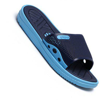 Men Cool Sporty Hollow Casual Home Street Slippers