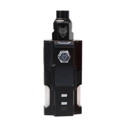Buy SnowWolf Vfeng Squonk 120W Starter Kit BLACK for $89.99 in GearBest store